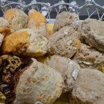 baking masterclass - scones