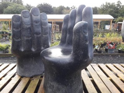 Hand chair for your garden